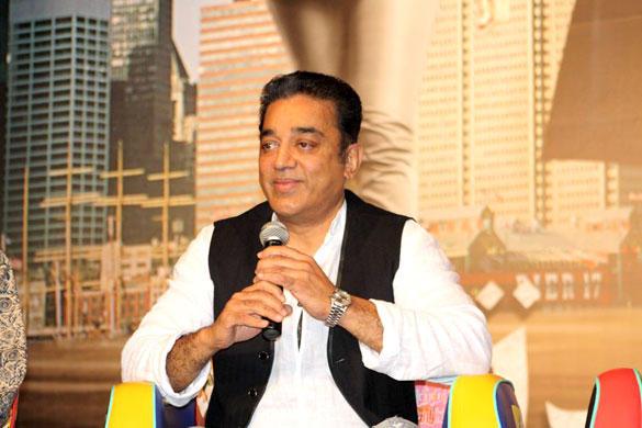 Kamal Hassan Speaks During Vishwaroop Movie Press Conference