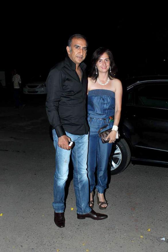 Celebs at Ekta Kapoor's Birthday Bash