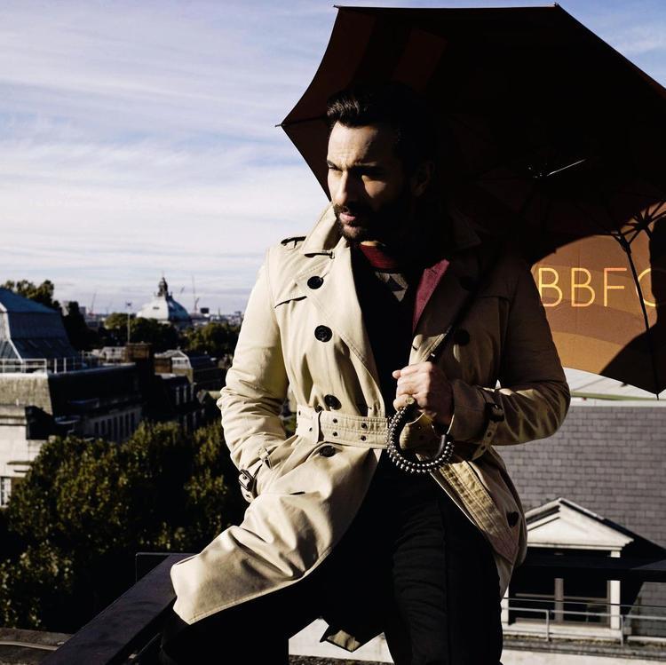 Saif Ali Khan Cool Photo Shoot For GQ India January 2013