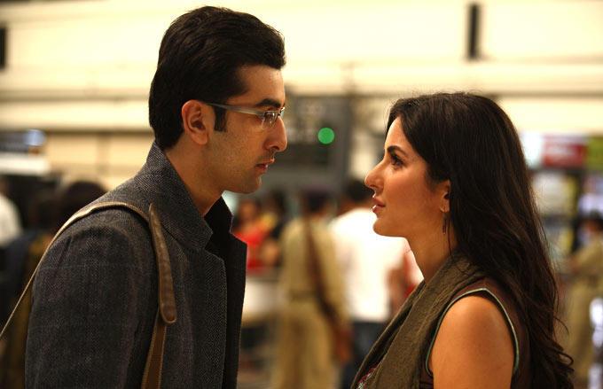 Ranbir And Katrina Dashing Look Photo From Movie Ajab Prem Ki Gazab Kahaani