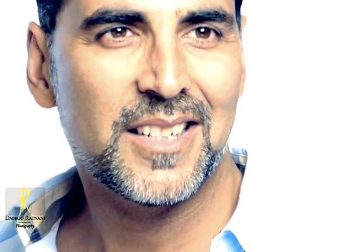 Akshay Kumar Cute Smiling Photo Shoot For Dabboo Ratnani 2013 Calendar