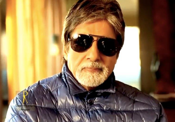 Amitabh Bachchan Nice Look Photo Shoot For Dabboo Ratnani 2013 Calendar