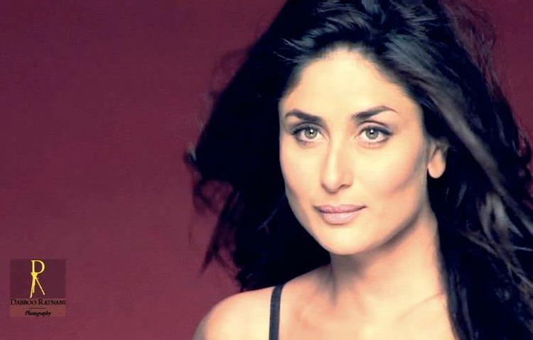 Kareena Kapoor Trendy Glorious Face Look Photo Shoot For Dabboo Ratnani 2013 Calendar