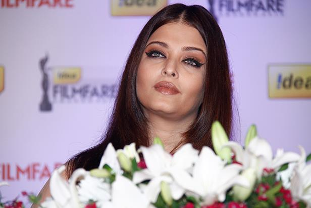 Aishwarya Dazzles At 58th Idea Filmfare Awards Press Conference