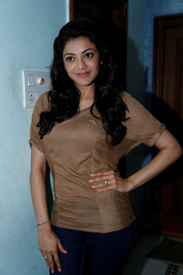 Kajal Agarwal Ravishing Look  Photo Still