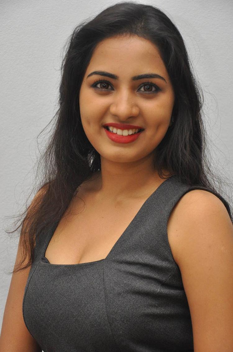 Smiling Sruthi Stunning Look Still