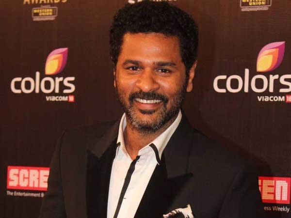 Prabhu Deva Nice Look Photo Clicked  At 19th Colors Screen Award Ceremony 2013