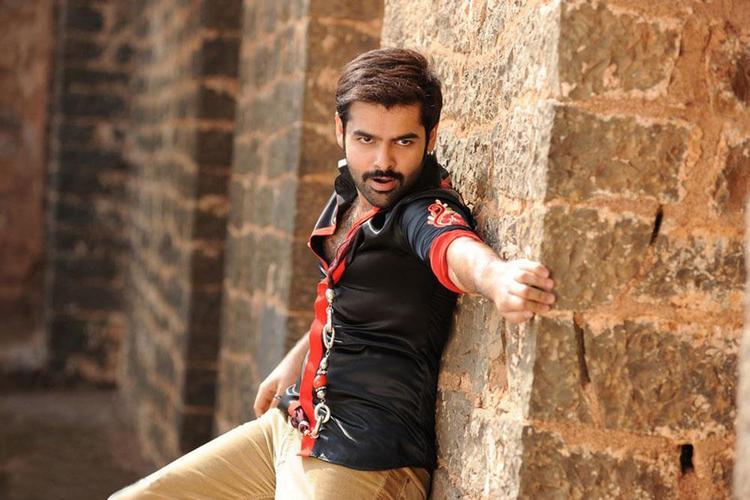 Ram Pothineni Nice Expression Photo Still From Telugu Movie Ongole Githa