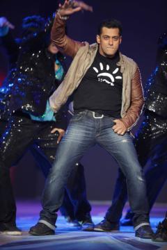 Salman Khan Rocked At The CCL Season 3 Red Carpet