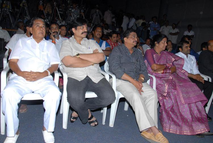 Shobha Rani Attend The Vishwa Vijetha Movie Audio Launch