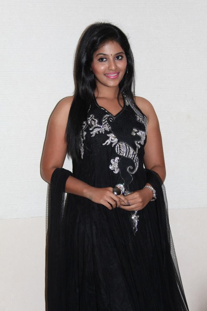 Anjali Glamorous Look Still At Balupu Movie Logo Launch