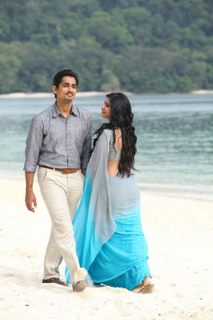 Siddharth And Samantha Nice Chemestry In A Song In Movie Jabardasth