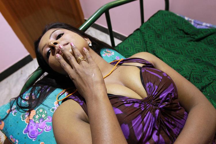 Siba Sexy Expression Photo From Telugu Movie Madhuram