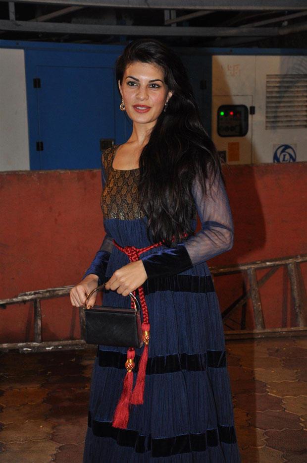 Jacqueline Make Ana Appearance At Udita Goswami And Mohit Suri Wedding Ceremony