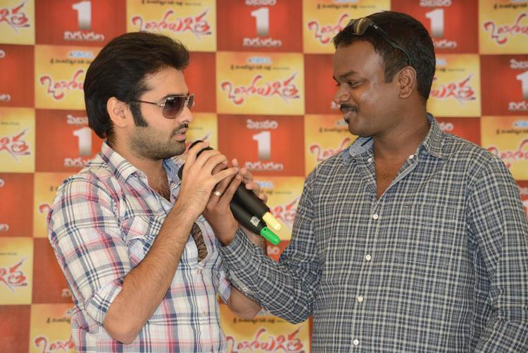 Director Bhaskar And Ram Speaks Out At Ongole Gitta Movie Press Meet