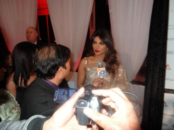 Priyanka Chopra During The Anokhi 10th Anniversary Event