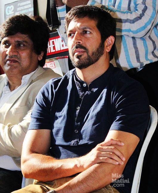 Kabir Khan At The Launch Of Vikas Swarup Book