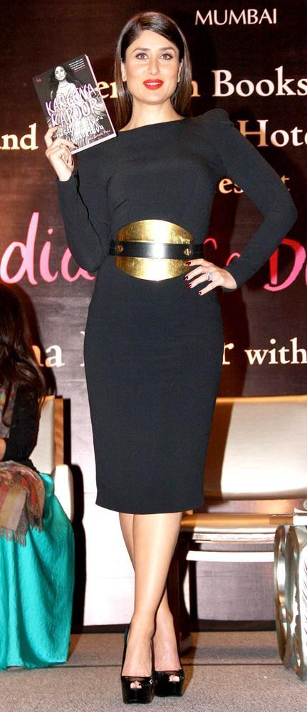 Kareena Kapoor Khan Glamour Look At Rochele Pinto Book Launch Event