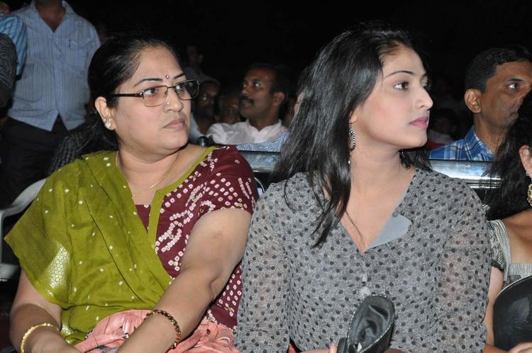 Haripriya Dazzling Face Look At Abbai Class Ammai Mass Audio Launch Function