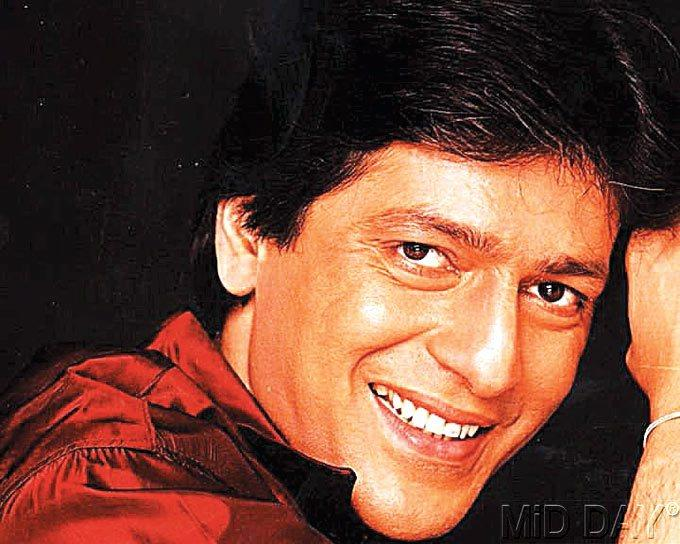 Chunkey Pandey Smiling Look Still