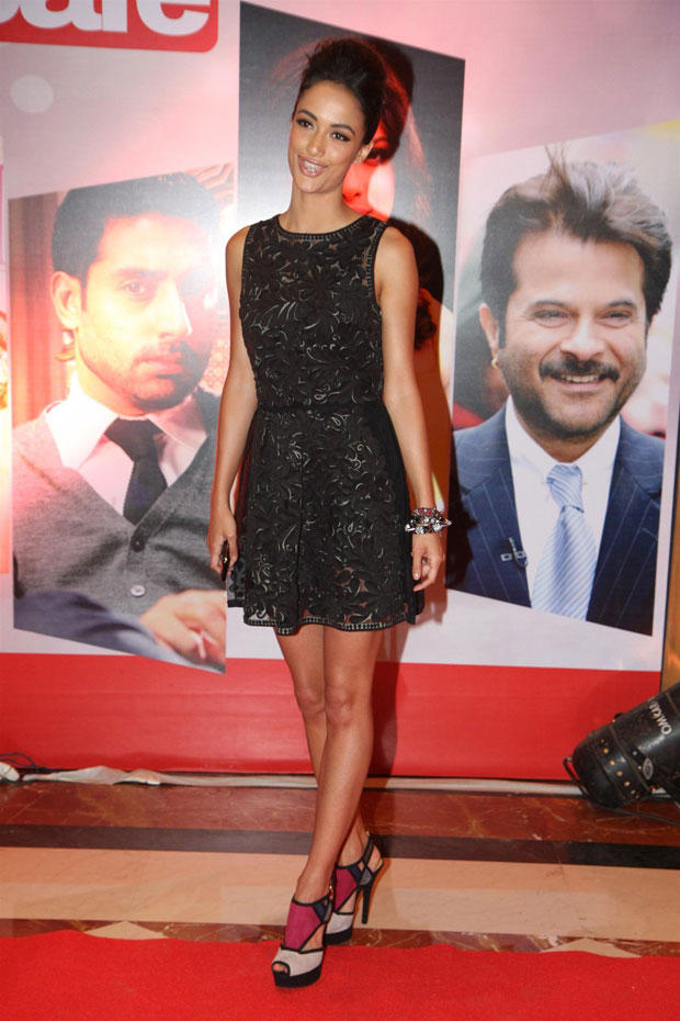 Angela Spotted On Red Carpet At The Hindustan Times Style Award 2013