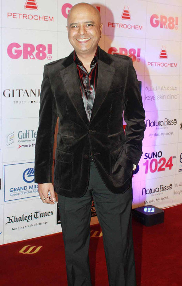 Naved Makes An Appearance At Great Women Achievers Awards 2013