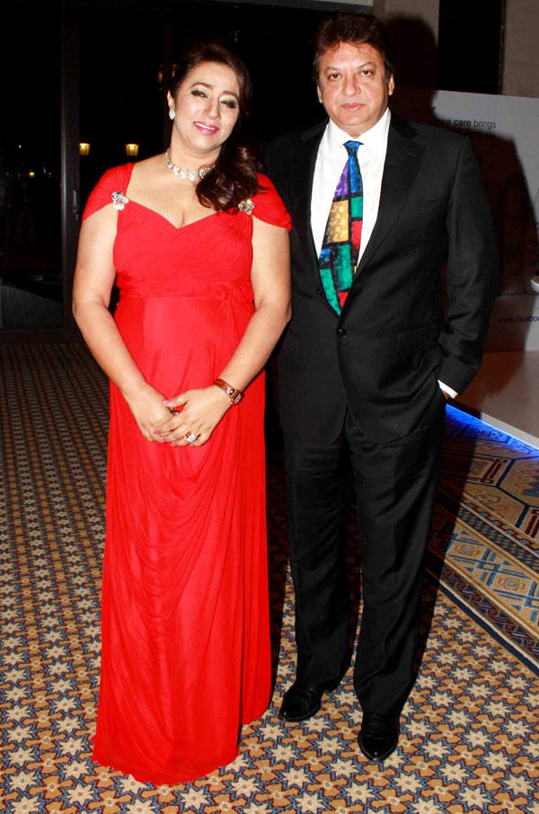 Shashi And Anu Arrived At Great Women Achievers Awards 2013