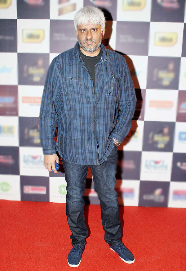 Vikram Bhatt During The Radio Mirchi Music Awards Red Carpet 2013