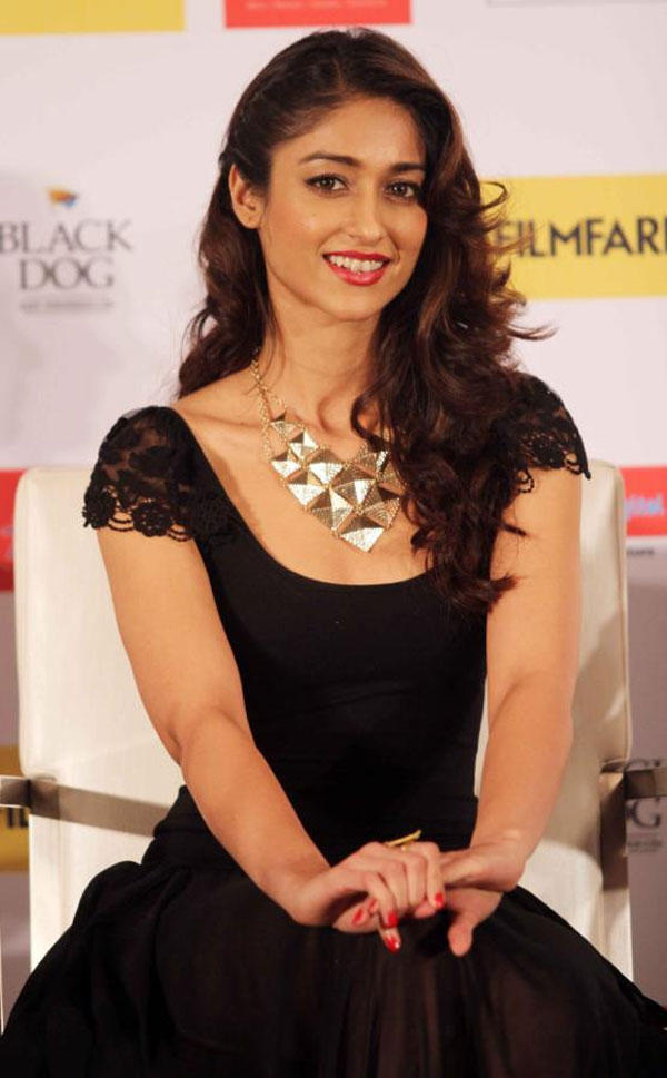 Ileana Looked Gorgeous At The Launch Of Filmfare Special Award Issue