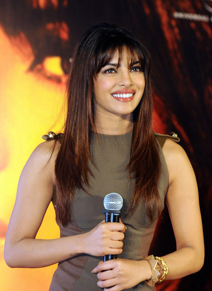 Priyanka Chopra Smiling Look Still