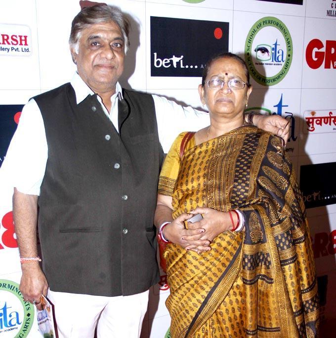 Anjan Spotted At Mushaira Hosted By Kapil Sibal And Anu Ranjan
