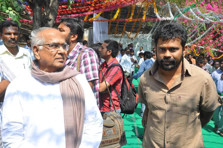 ANR And Sukumar At Emo Gurram Egara Vachu Movie Launch Event