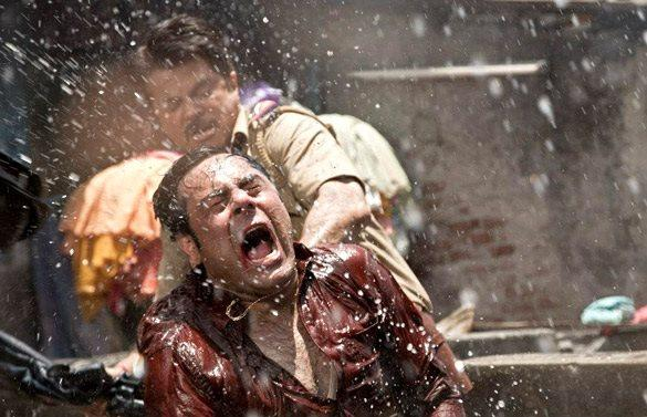 Anil Kapoor Angry Look Scene In Movie Shootout At Wadala