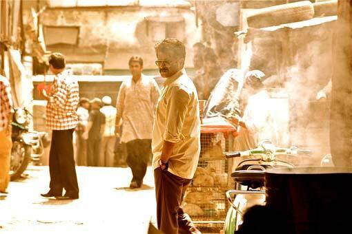 Anil Kapoor In A Scene In Movie Shootout At Wadala