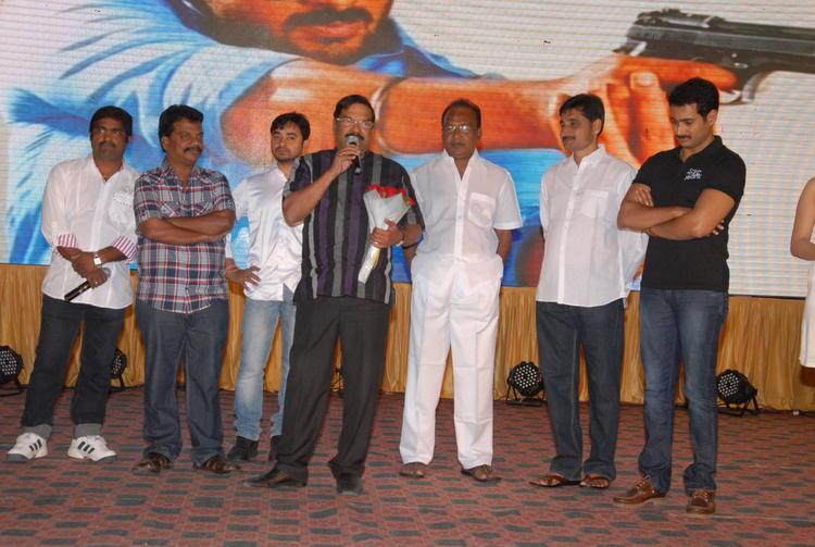 KS Rama Rao Speaks Out Photo Clicked At Jai Sriram Audio Launch Function