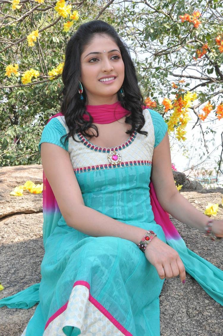Haripriya Looked Radiant At Ee Varsham Sakshiga Movie Launch Function