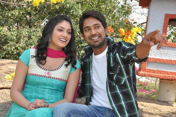 Haripriya And Varun Cute Look Still At Ee Varsham Sakshiga Movie Launch