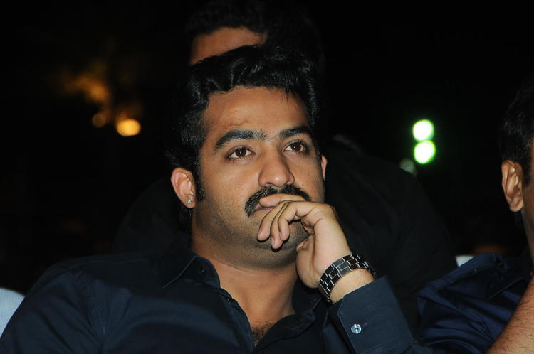 Jr. NTR Attend The Baadshah Audio Launch Function