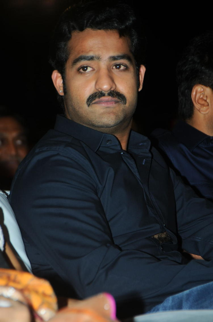 Jr. NTR Clicked At Baadshah Audio Launch Function