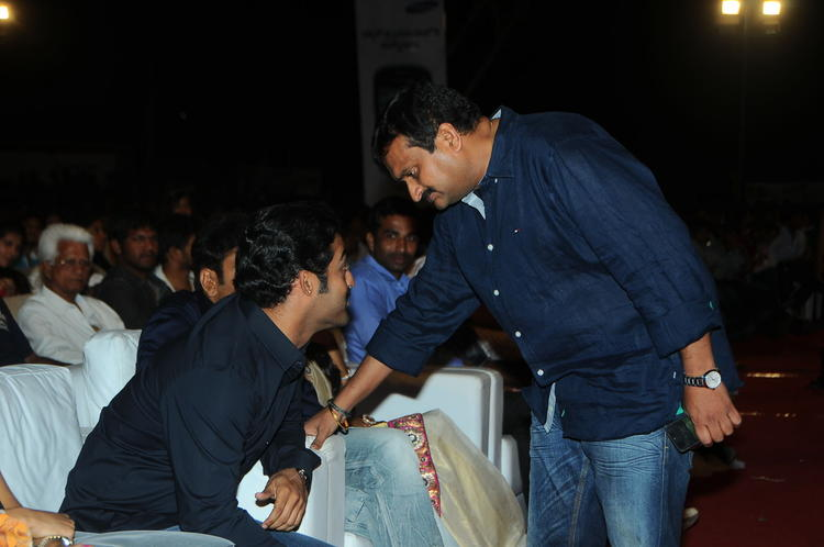 Jr. NTR Graced At Baadshah Audio Launch Function