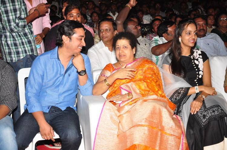 Shalini And Lakshmi Attend The Badshah Audio Launch Function