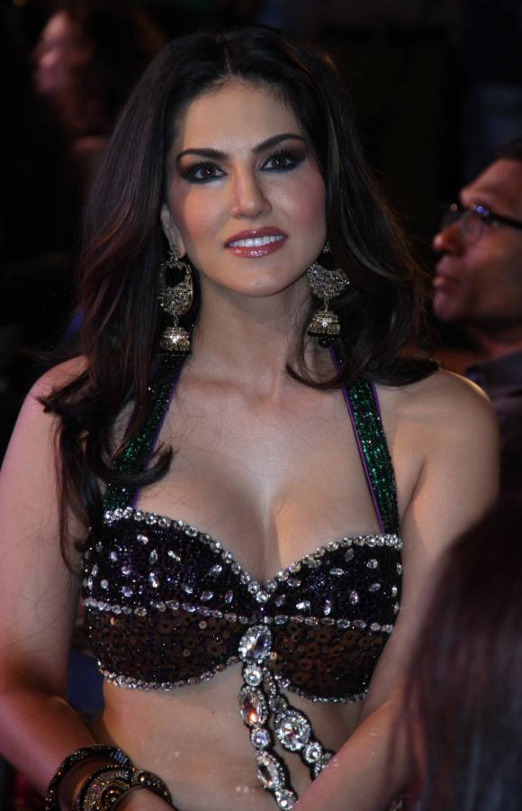 Sunny Leone During The Music Launch Of Shootout At Wadala