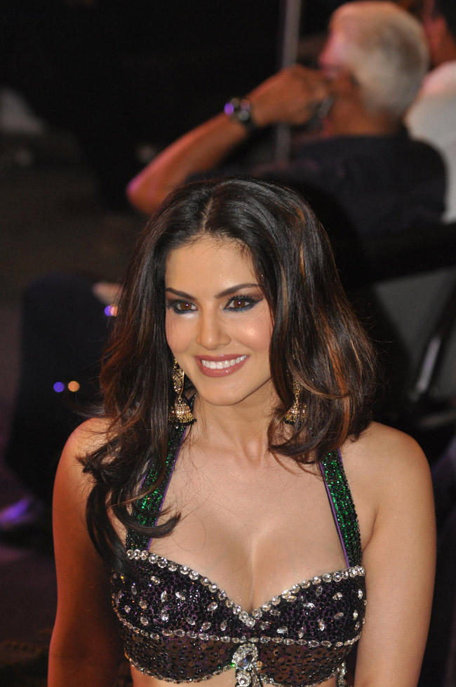 Sunny Leone Sexy Look At The Music Launch Of Shootout At Wadala