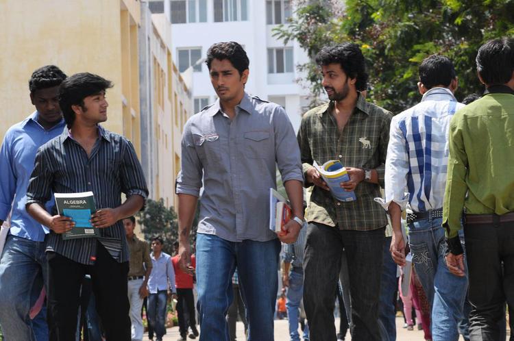Siddharth Stylish Look Photo Still From Movie Udhayam NH4