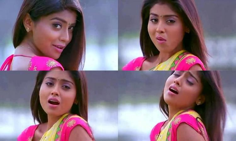 Shriya Saran Sexy Expression Photo Still