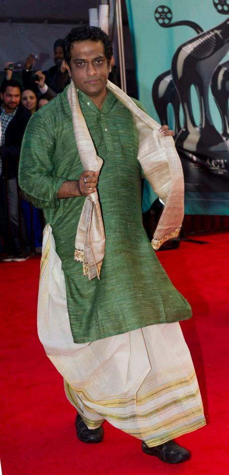 Anurag Basu Indian Traditional Look In Red Carpet At TOIFA 2013