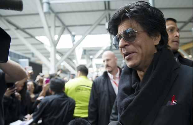 Badshah Of Bollywood SRK At TOIFA 2013