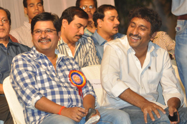 Celebs Are Smiling Cool Look At Nandi Awards 2011 Function