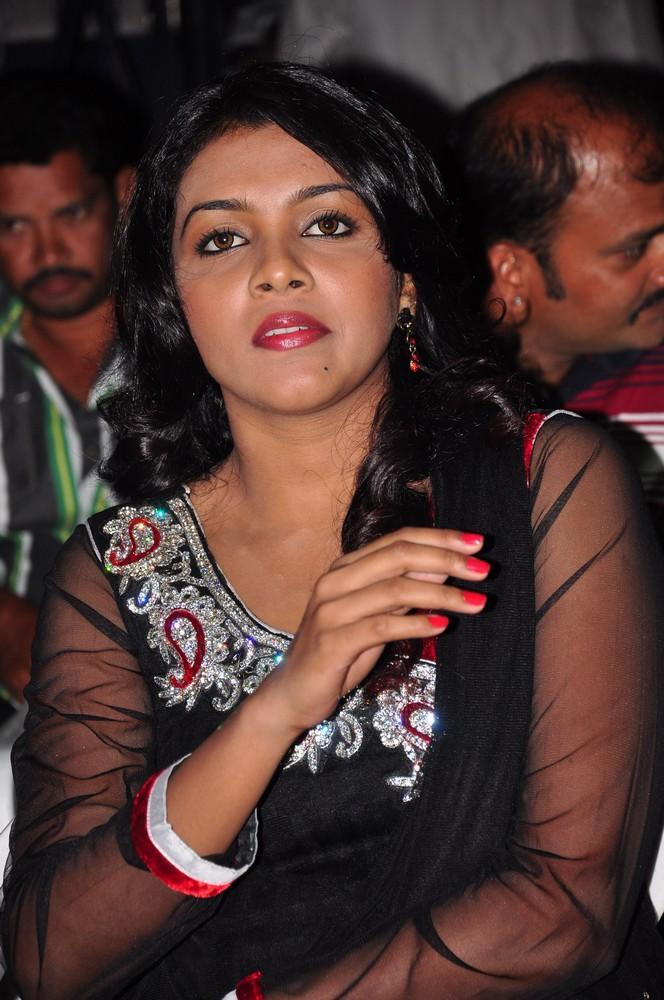 Saranya Nag Gorgeous Look At Prema Oka Maikam Movie Audio Release Function