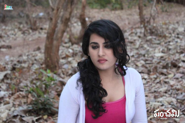 Archana Beautiful Look Photo Still From Movie Panchami